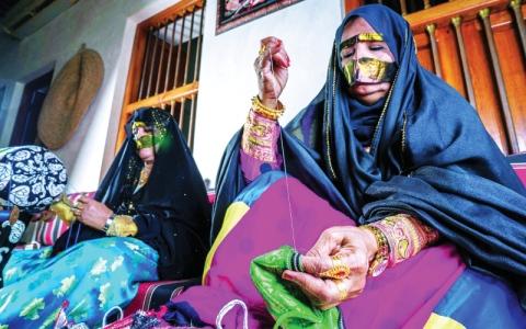الصورة: إطلاق مهرجان «دبي وتراثنا الحي» في القرية العالمية