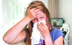 الصورة: 24 ساعة فقط للقضاء على الإنفلونزا