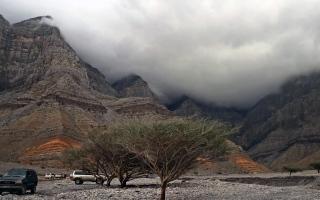 الصورة: وادي الفاية.. ملتقى عشاق الطبيعة في الشتاء