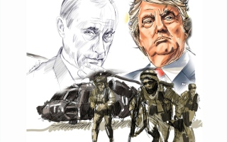 الصورة: كيف تآمرت الدولة العميقة في واشنطن من أجل تشويه صورة موسكو
