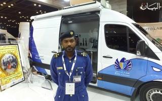الصورة: في دبي.. الجمارك تأتي إليك!