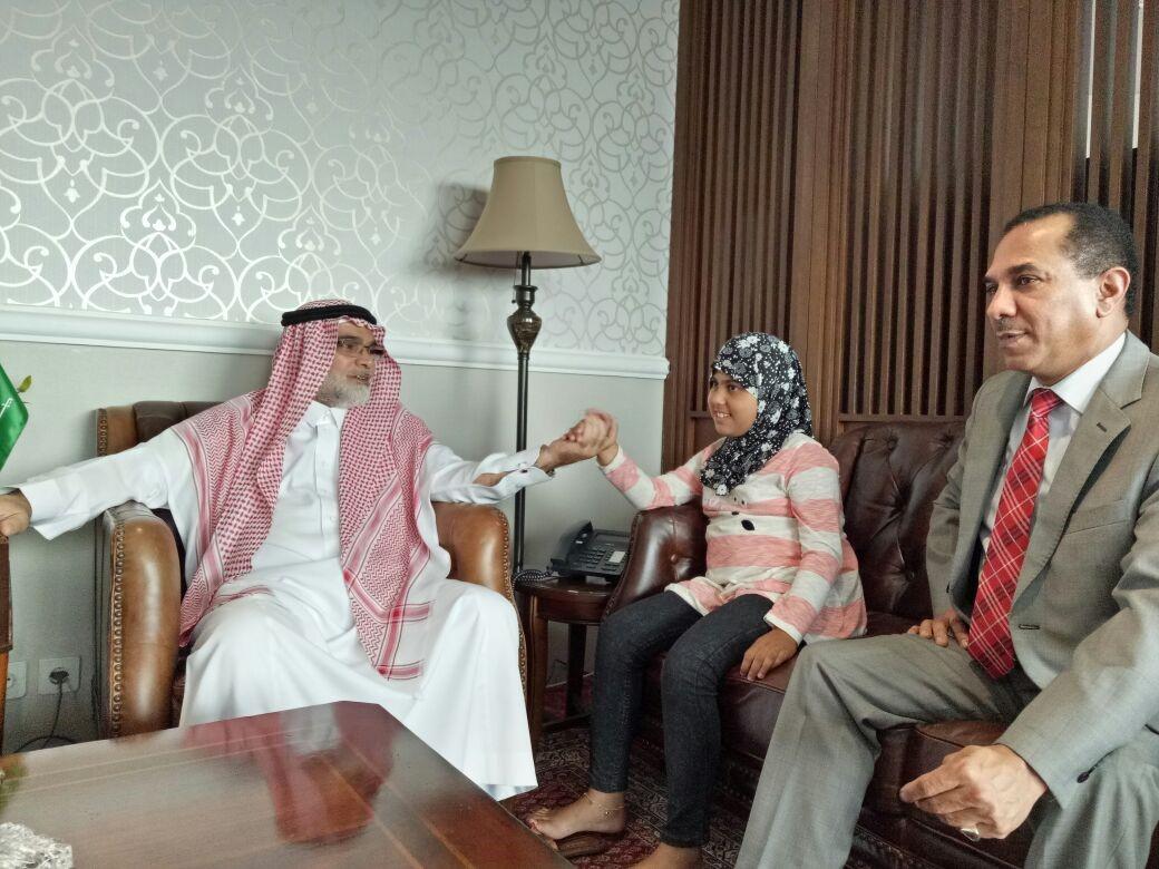 السفير السعودي في إندونيسيا: لا أثر لوالد الطفلة هيفاء