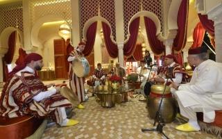 الصورة: «المغرب في أبوظبي» تكامل وإشعاع حضاري