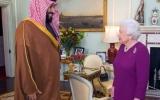 الصورة: اتفاق سعودي بريطاني على التصدي للأنشطة الإيرانية