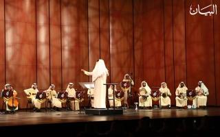 الصورة: دبي تحتفي بالنغم الشرقي عبر فرقة موسيقية في الأوبرا