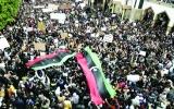 الصورة: ليبيا.. فاطمة التاجوري عروس بنغازي التي أبكت الليبيين