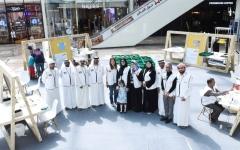 الصورة: هيئة الطرق والمواصلات تدعم «يوم لدبي» بمبادرة كسوة خير