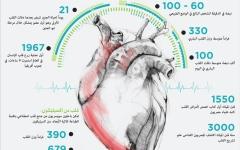 الصورة: 12 حقيقة علمية عن قلب الإنسان