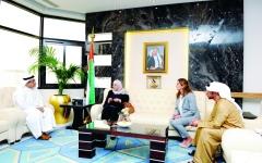 الصورة: بحث التعاون بين «صحة دبي» و«الحسين للسرطان»