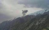 الصورة: الطيران المدني بالشارقة يؤكد خلو الطائرة المتحطمة في إيران من الإماراتيين