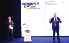 الصورة: ثقافة الشركات مفتاح المساواة بين الرجل والمرأة