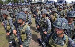 الصورة: 44 قتيلاً و 26 مصاب جنوب الفلبين