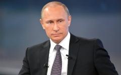 الصورة: بوتين:لن نعيد القرم إلى أوكرانيا