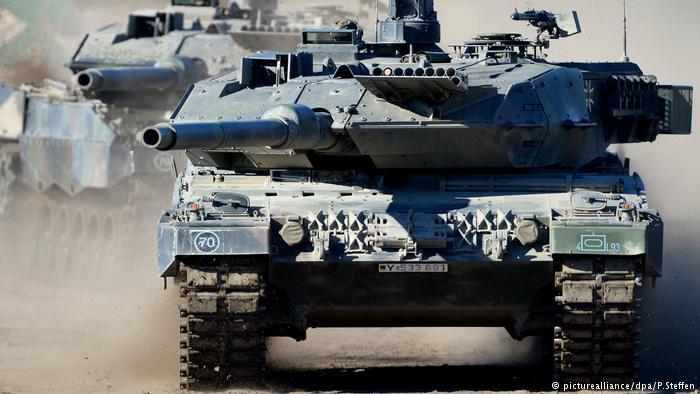 أميركا تعزز مكانتها كأكبر بائع للسلاح في العالم