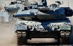 الصورة: أميركا تعزز مكانتها كأكبر بائع للسلاح في العالم