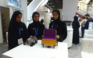 الصورة: الابتكار نشاط يومي لطلبة الإمارات