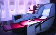 الصورة: شركة طيران توجه خدماتها للمسافرين الأثرياء