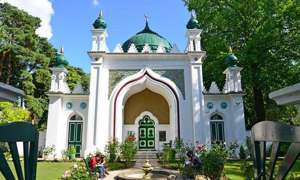 مسجد فضل