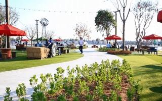 الصورة: «جسر الوعود» و«طاحونة الهواء».. «ذا يارد» آخر وجهات دبي السياحية!