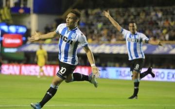 الصورة: الواعد لوتارو مارتينيز ينضم   إلى منتخب الأرجنتين