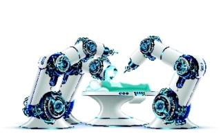 الصورة: ياسر سعيدي:الروبوت الجراحي «دافنشي» «روشتة» الذكاء الاصطناعي لمستقبل الطب