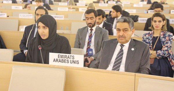 الإمارات: الحل السياسي الخيار الأنجع لحقن الدماء في سوريا