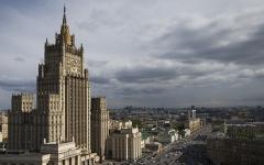 """الصورة: روسيا: طرد بريطانيا 23 دبلوماسياً """"استفزاز فج"""""""
