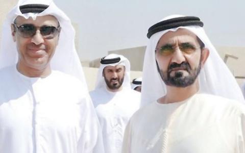 الصورة: محمد بن راشد يعيّن داوود الهاجري مديراً لبلدية دبي