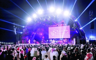 الصورة: 100 ورشة في مهرجان «أم الإمارات» والافتتاح 22 الجاري