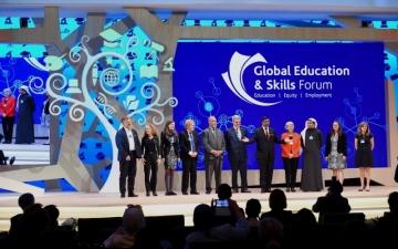 الصورة: نخب عالمية في«منتدى التعليم والمهارات» اليوم