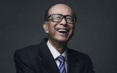 الصورة: تقاعد أغنى رجل في هونغ كونغ عن 89 عاماً