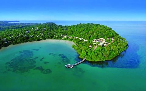 الصورة: «كوه كود»   جزيرة تختزن أسرار الطبيعة