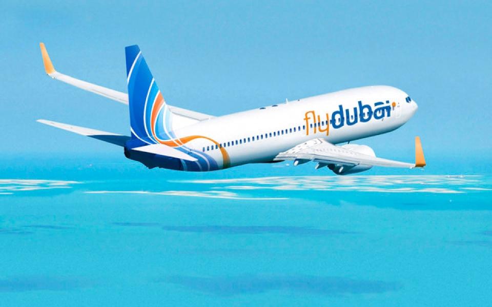 الصورة: فلاي دبي تستأنف رحلاتها إلى أربيل الاثنين