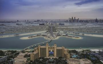 الصورة: «نخيل»تزيد تألق دبي عقارياً بـ 11 مليار يورو مشاريع قيد الإنجاز