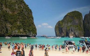الصورة: تايلاند تعتزم خفض ضرر بيئة  سياحة الجزر