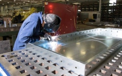الصورة: الإمارات تشهد نمواً في الطلب على الفولاذ 15 % سنوياً