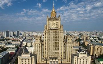 الصورة: موسكو تستدعي سفير بريطانيا لديها