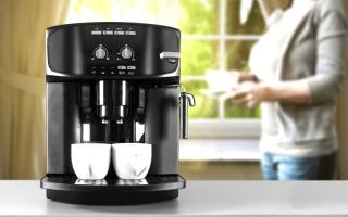 الصورة: آلات صنع القهوة مستعمرات جراثيم وبكتيريا