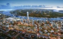 الصورة: 100 مشروع حضري ضخم في 28 دولة بتوقيع الإمارات