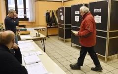 الصورة: 112 مليون روسي ينتخبون رئيساً لبلادهم