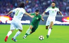 الصورة: العراق يحتفي بالمباريات الدولية «بعد عقود من الانتظار»