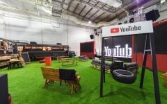 """الصورة: افتتاح أول """"يوتيوب سبيس"""" إقليمي في دبي"""