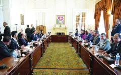 الصورة: الإمارات ومصر تدشّنان مسارات جديدة للتعاون