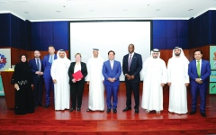 الصورة: إدارة التقنية في «دبي للإعلام» تُعرف بـ «بلوك تشين»