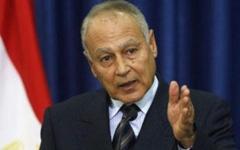 الصورة: أبو الغيط: ملتزمون بدعم أي جهد يرمي إلى دفع الحوار الليبي