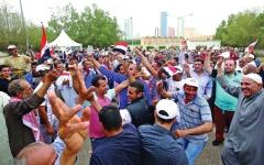 الصورة: مشاركة المصريين بالخارج في انتخابات الرئاسة فاقت التوقعات