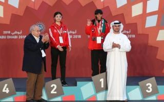 الصورة: 45 ميدالية لأبطالنا في انطلاق «إقليمية الأولمبياد الخاص»