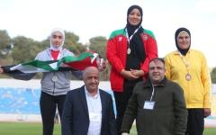 الصورة: 3 ذهبيات لسيّدات شباب الأهلي ـ دبي في الأردن