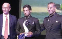 الصورة: تتويج فريقي أبوظبي أبطال العالم لـ«فورمولا 1 و2»