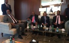 الصورة: رئيس جمهورية أرض الصومال يعلن افتتاح مكتب تمثيل تجاري في دبي